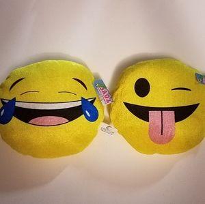 Emoji Plushes